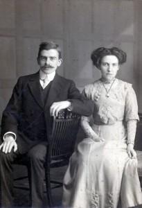 Joseph Wiseman & Marmie