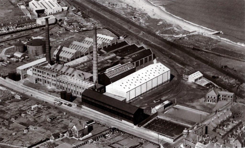 Hendon Paper Works